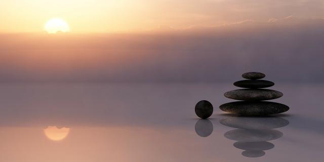 balance reflection