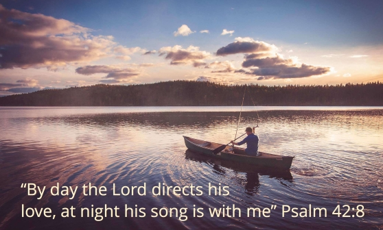 Psalm 42-8 picture