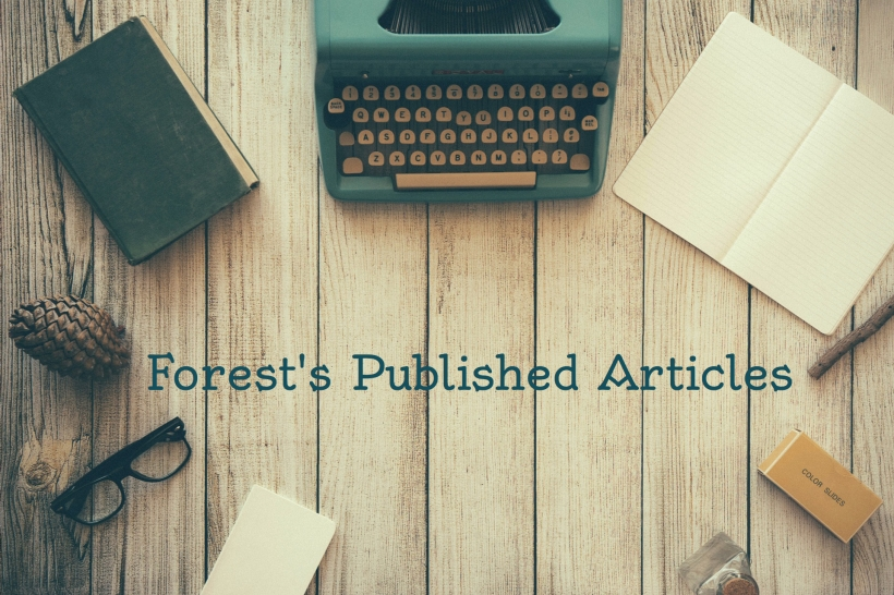 Forest's Published Articles