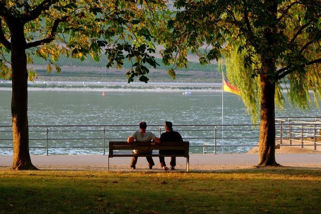 men bench