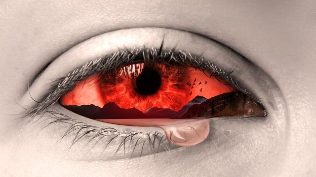 eye tear