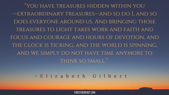 Gilbert quote