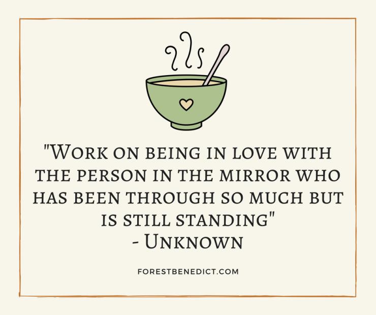 self-love quote