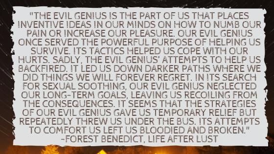 Evil Genius Quote