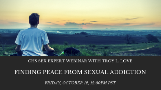 Finding Peace CHS Webinar Troy Love