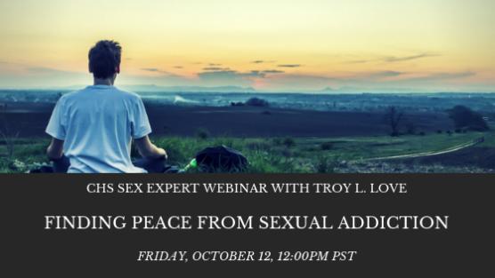 Finding Peace CHS Webinar Troy Love